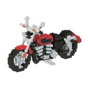 Motorcycle Nanoblock Constructible Figure