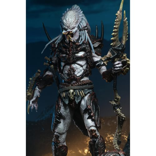 Predator Ultimate Alpha Predator 7-Inch Scale 100th Action Figure