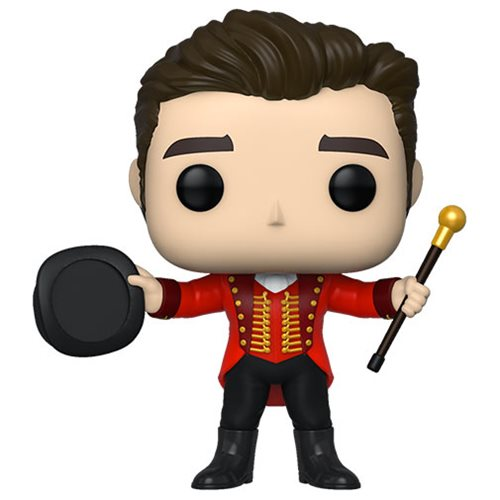 Greatest Showman P.T Barnum Pop! Vinyl Figure