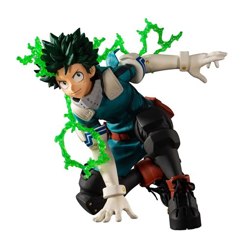 My Hero Academia Izuku Midoriya Next Generations! Feat. Smash Rising Ichiban Statue