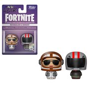 Fortnite Moonwalker and Burnout Pint Size Heroes Mini-Figure 2-Pack
