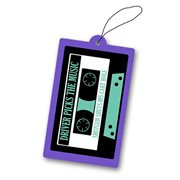 Supernatural Cassette Tape Air Freshener