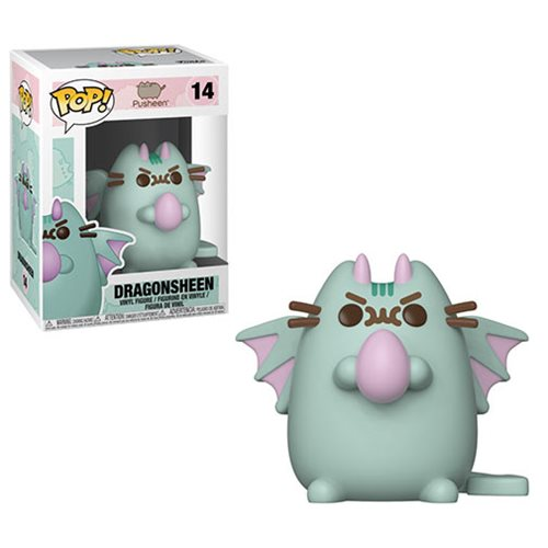 Pusheen Dragonsheen Pop! Vinyl Figure #14
