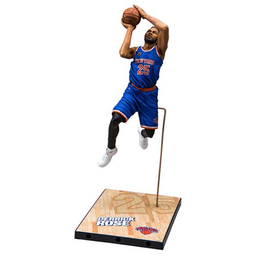 NBA SportsPicks Series 30 Derrick Rose Action Figure