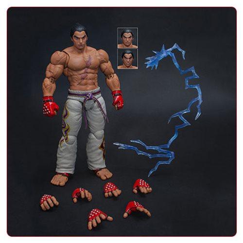 Картинки по запросу Tekken Figures - 1/12 Scale Tekken 7 Kazuya Mishima