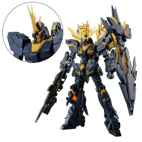 Gundam UC Unicorn Gundam 02 Banshee Norn Premium Unicorn Mode Box Real Grade 1:144 Scale Model Kit