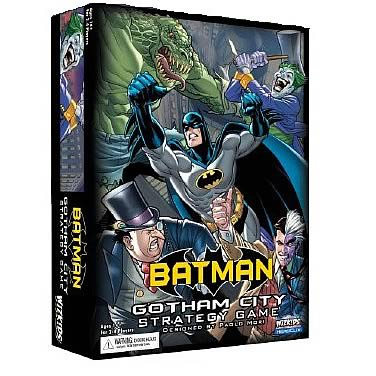 Batman: Gotham City HeroClix Strategy Game