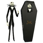 Nightmare Before Christmas Jack Skellington Coffin Unlimited Action Figure