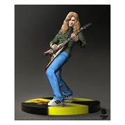 Megadeth Dave Mustaine Rock Iconz Statue