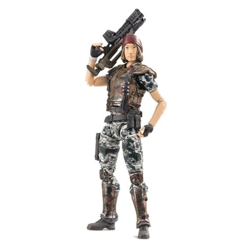 Aliens Colonial Marine Pvt. Redding 1:18 Scale Action Figures - Previews Exclusive