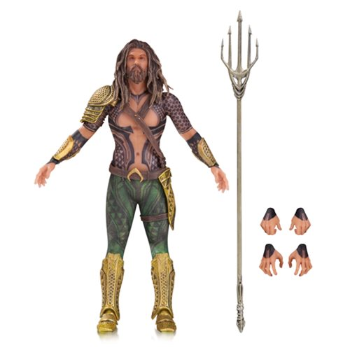 Batman v Superman: Dawn of Justice Aquaman Action Figure