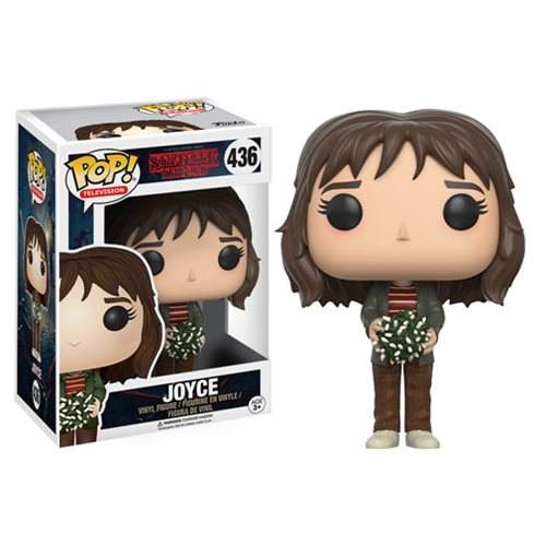 Stranger Things Joyce Pop! Vinyl Figure
