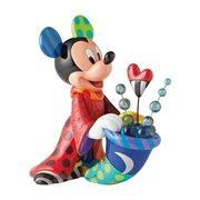 Disney Sorcerer Mickey Mouse Big Fig Statue by Romero Britto