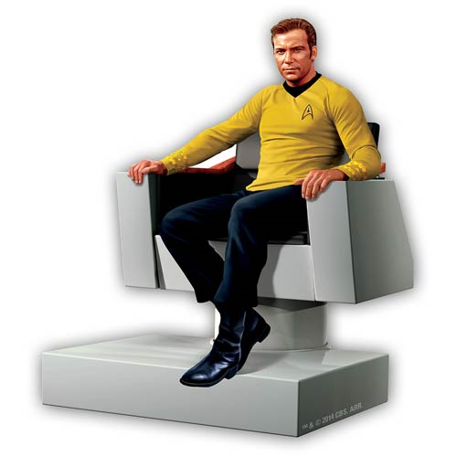 Star Trek The Original Series Captain Kirk Funky Chunky Magnet