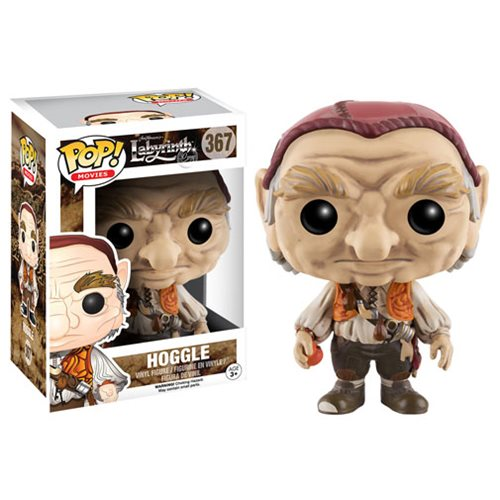 Labyrinth Hoggle Pop! Vinyl Figure
