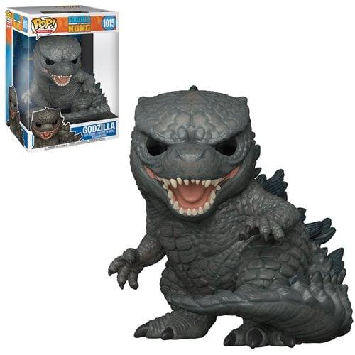 Godzilla vs. Kong Godzilla 10-Inch Pop! Vinyl Figure