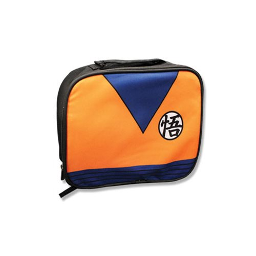 Dragon Ball Super Goku Uniform Lunch Bag