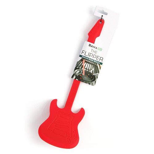 Guitar Red Spatula