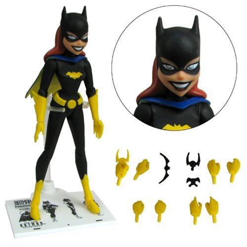 Batman: The Animated Series Batgirl Action Figure