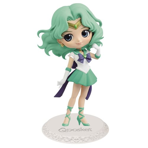 Sailor Moon Eternal Super Sailor Neptune Ver. B Q Posket Statue