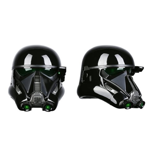 Star Wars: Rogue One Death Trooper Specialist Helmet Prop Replica