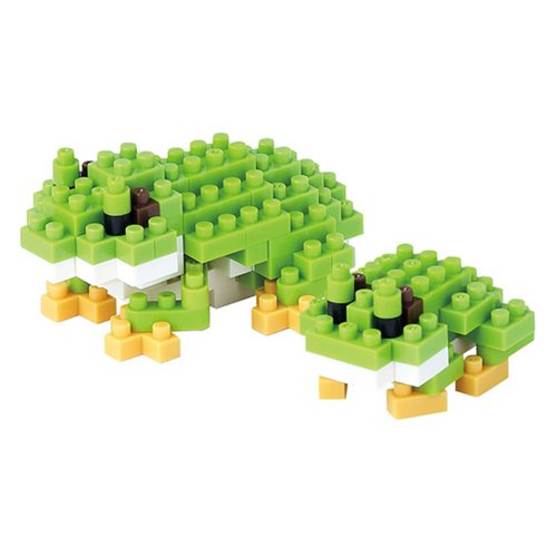 Tree Frog Nanoblock Constructible Figure