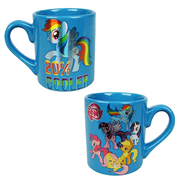 My Little Pony Friendship is Magic 14 oz. Ceramic Laser Print Mug