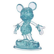 Mickey Mouse 3D Crystal Puzzle Mini-Figure