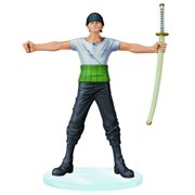 One Piece Dramatic Showcase Roronoa Zoro Statue