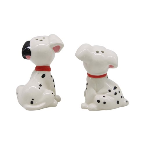 Disney 101 Dalmatians Lucky and Patch Salt and Pepper Shaker Set