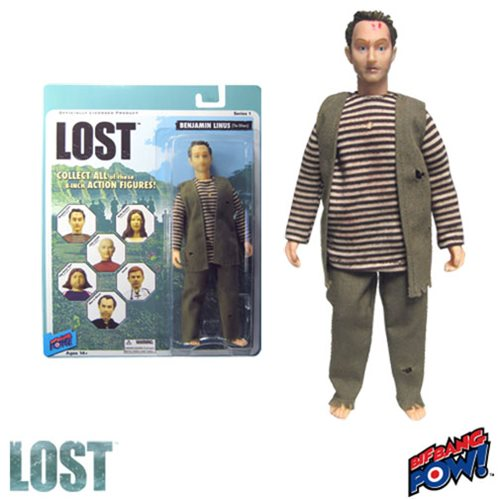 Lost Ben Linus  8-Inch Figure, Not Mint