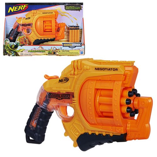 Nerf Doomlands 2169 Negotiator