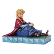 Disney Traditions Frozen Anna Be Daring Personality Pose Statue