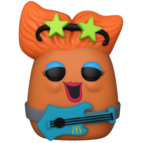 McDonald's Rockstar Nugget Pop! Vinyl Figure