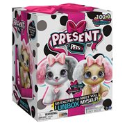 Present Pets Fancy Puppy Interactive Pet Plush