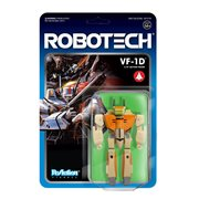 Robotech VF-1D 3 3/4-Inch ReAction Figure