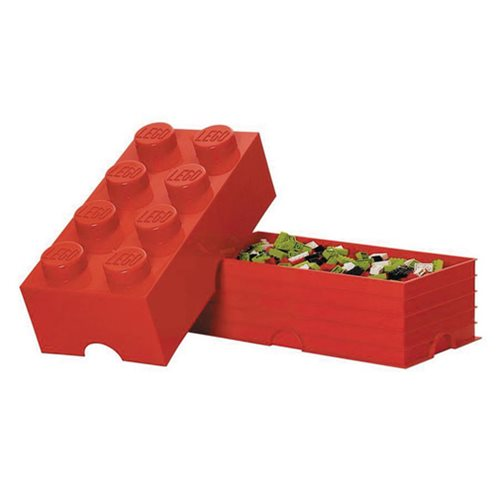 LEGO Red Brick Storage Container