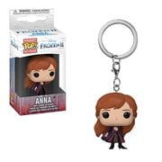 Frozen 2 Anna Pocket Pop! Key Chain