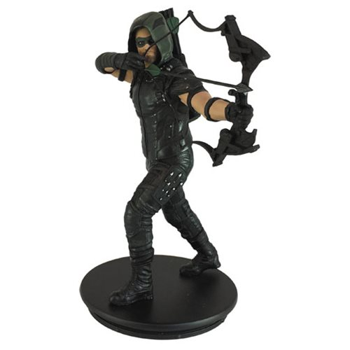 Arrow TV Green Arrow Statue - Previews Exclusive