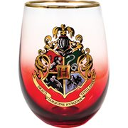 Harry Potter Hogwarts Crest 20 oz. Glass