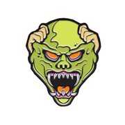 Goosebumps The Haunted Mask Pin