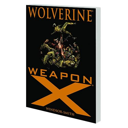 Wolverine Weapon X Graphic Novel