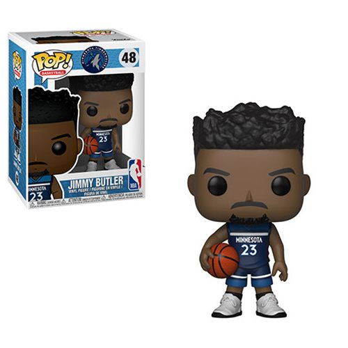 NBA Jimmy Butler Timberwolves Pop! Vinyl Figure #48
