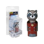 Guardians of the Galaxy Rocket Raccoon Pin Mate Wooden Figure