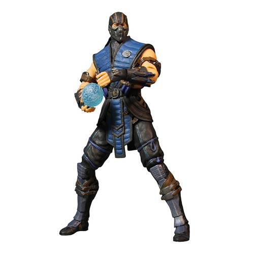 Mortal Kombat Sub-Zero 12-Inch Action Figure