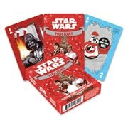 Star Wars Christmas Playing Cards