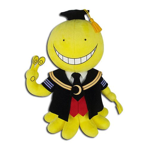 Assassination Classroom Koro 8-Inch Plush
