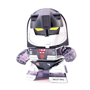 Transformers Black Mirage Transparent Edition Action Vinyl Figure - 2015 San Diego Comic-Con Exclusive