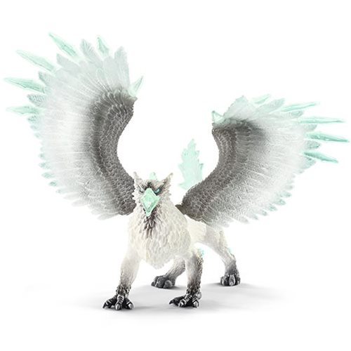 Eldrador Ice Griffin Collectible Figure