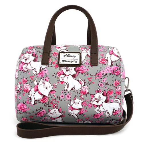 Aristocats Marie Floral Purse